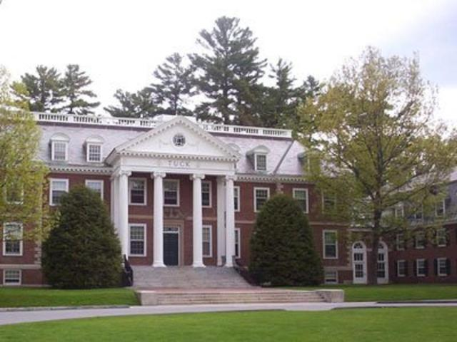 University: Dartmouth College, Hanover, New Hampshire, United States