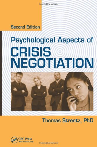 book Psychological Aspects of Crisis Negotiation, Second Edition