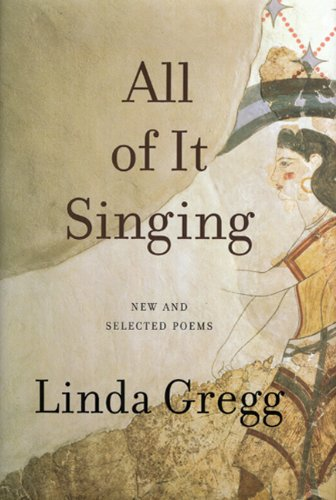 book All of It Singing: New and Selected Poems