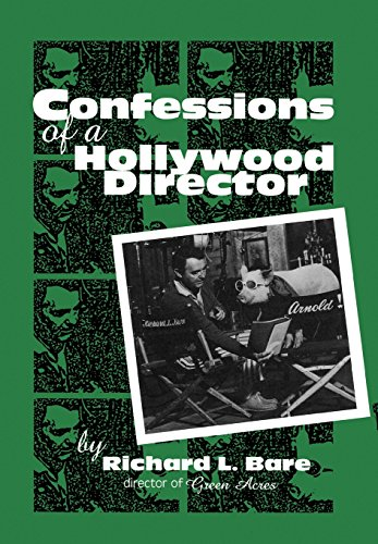 book Confessions of a Hollywood Director (The Scarecrow Filmmakers Series)