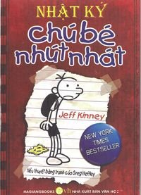 book Diary of a Wimpy Kid in Vietnamese (\