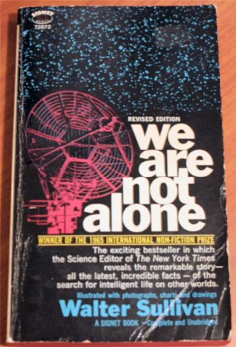 book We Are Not Alone