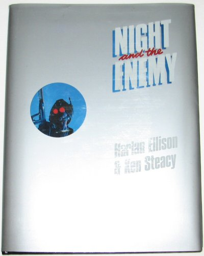 book Night and the Enemy Special Limited Autographed Edition