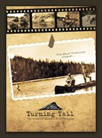 book Turning Tail - The Atlantic Salmon\'s Great New Leap by Gray Ghost Productions (Atlantic Salmon Fly Fishing Movie DVD)