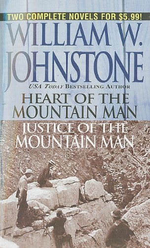 book Heart\/Justice of the Mountain Man (The Last Mountain Man)