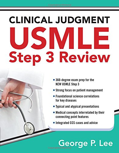 book Clinical Judgment USMLE Step 3 Review