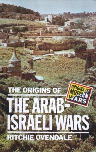 origins of the arab israeli