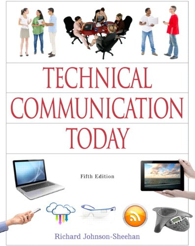 book Technical Communication Today (5th Edition)