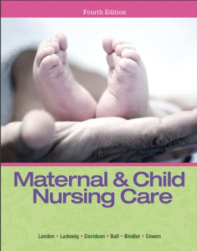 book Maternal & Child Nursing Care (4th Edition)