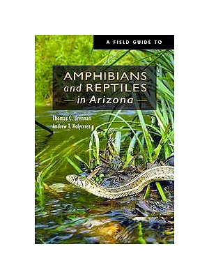 book A Field Guide to Amphibians and Reptiles in Arizona