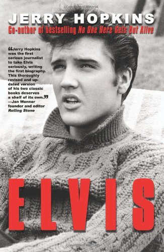 book Elvis: The Biography by Jerry Hopkins (10-Sep-2007) Paperback