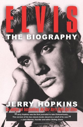 book Elvis: The Biography by Jerry Hopkins (Illustrated, 1 May 2010) Paperback
