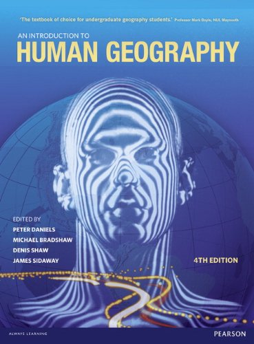 book An Introduction to Human Geography (4th Edition)