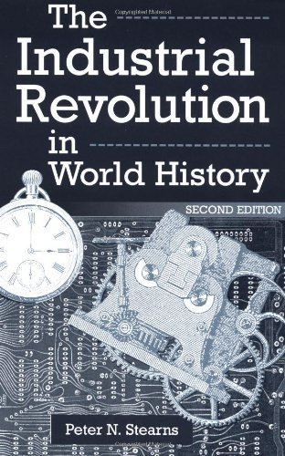 book The Industrial Revolution In World History: Second Edition (Essays in World History) 2 Sub edition by Stearns, Peter N (1998) Paperback