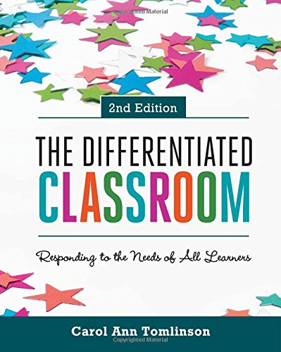 book The Differentiated Classroom: Responding to the Needs of All Learners, 2nd Edition