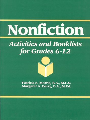book Nonfiction: Activities and Booklists for Grades 6-12 (Young Adult Reading Activities Library) (Vol 6)