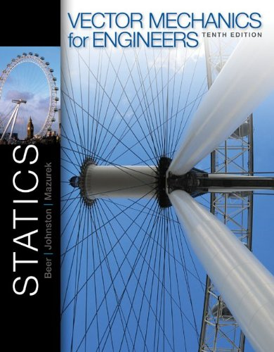 book Vector Mechanics for Engineers: Statics with Connect Access Card