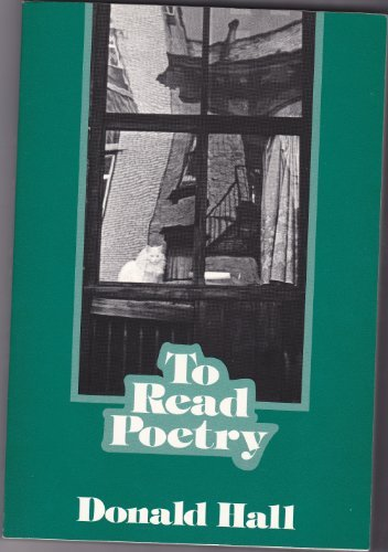 book To Read Poetry