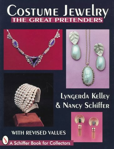 book Costume Jewelry: The Great Pretenders (A Schiffer Book for Collectors)