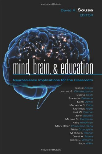 book Mind, Brain, and Education: Neuroscience Implications for the Classroom (Leading Edge) (Leading Edge (Solution Tree))