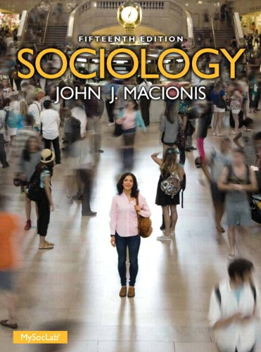 book NEW MySocLab with Pearson eText -- Standalone Access Card -- for Sociology (15th Edition) (Mysoclab (Access Codes))