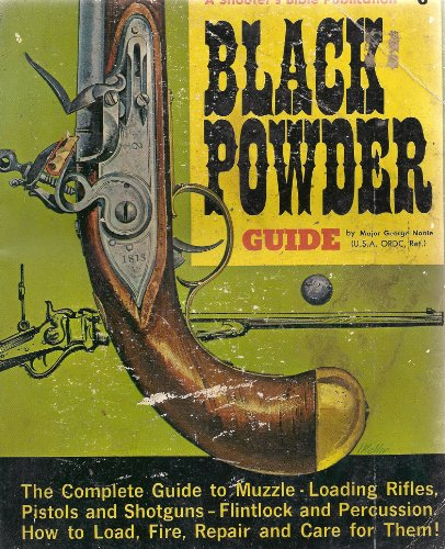 book Shooter\'s Bible: Black Powder Guide,