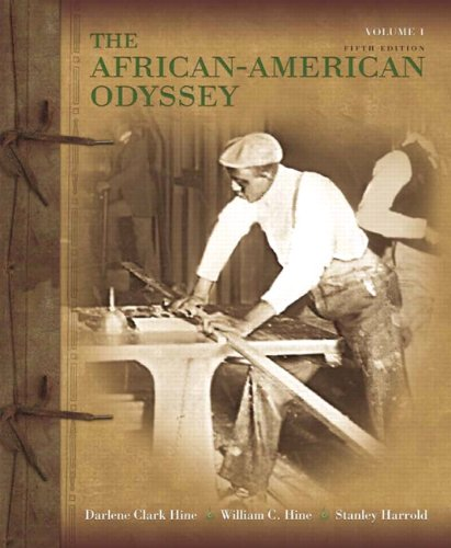 book African-American Odyssey, The, Volume 1 (5th Edition)