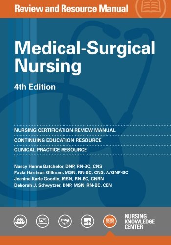 book Medical-Surgical Nursing Review and Resource Manual, 4th Edition