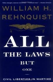 book All the Laws but One Publisher: Vintage; Reprint edition