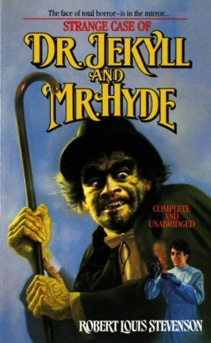 book Strange Case of Doctor Jekyll And Mr. Hyde (Tor Classics) by Stevenson, Robert Louis (1990) Mass Market Paperback