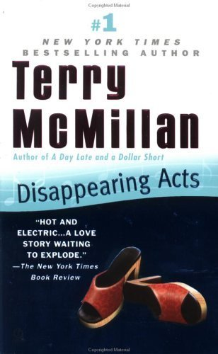book Disappearing Acts by McMillan, Terry (April 1, 2002) Mass Market Paperback
