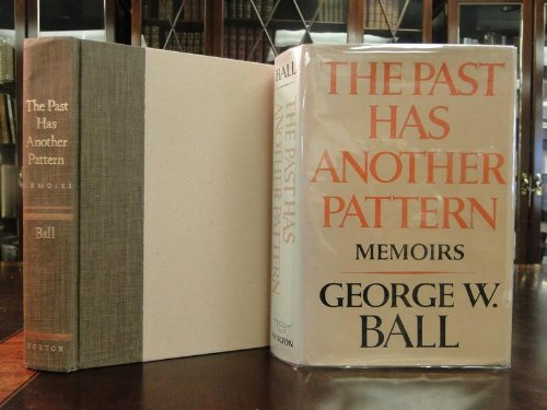 book PAST HAS ANOTHER PATTERN, THE - Memoirs