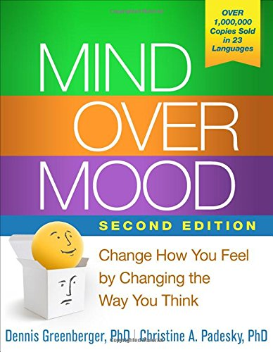 book Mind Over Mood, Second Edition: Change How You Feel by Changing the Way You Think
