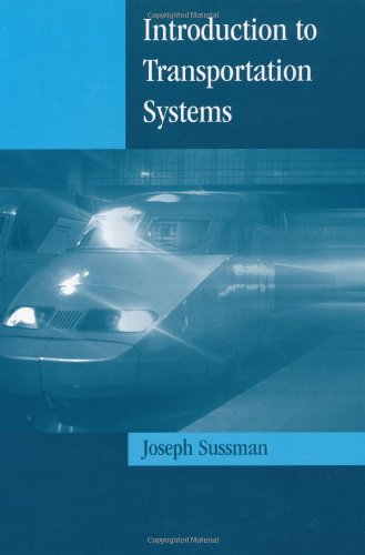 book Introduction to Transportation Systems (Artech House Its Library)