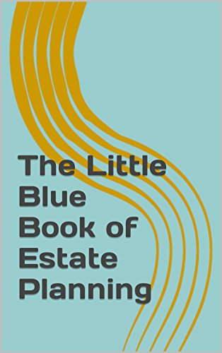 book The Little Blue Book of Estate Planning