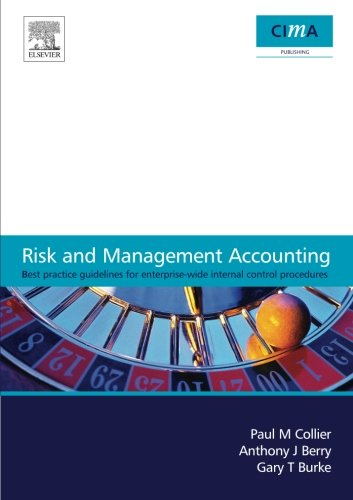book Risk and Management Accounting: Best practice guidelines for enterprise-wide internal control procedures