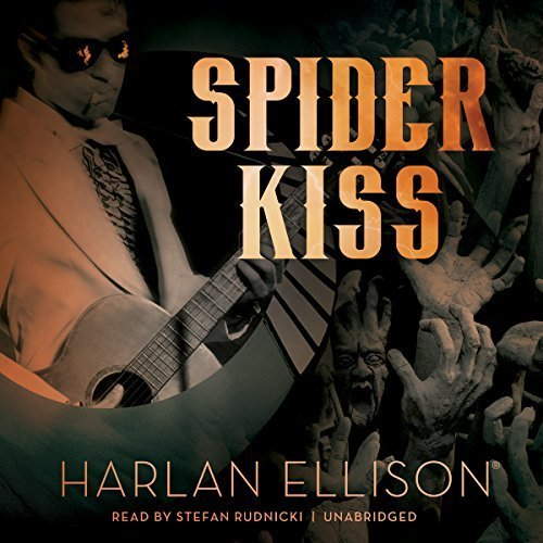 book Spider Kiss by Harlan Ellison(August 4, 2015) Audio CD