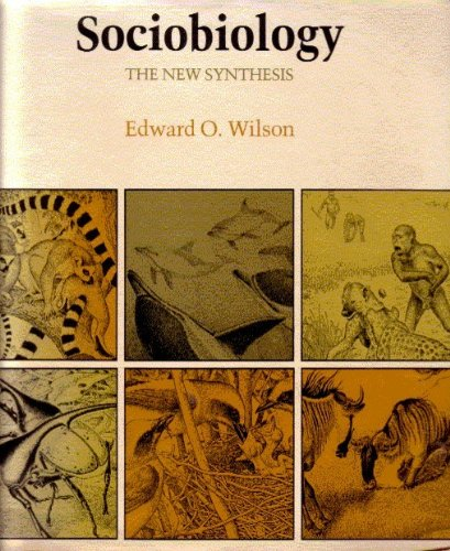 book Sociobiology : The New Synthesis