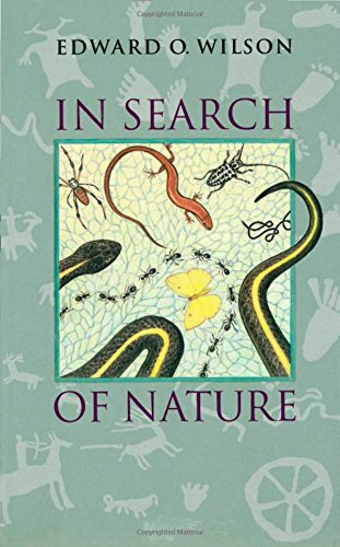 book In Search of Nature