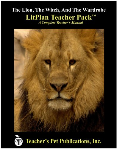 book The Lion, The Witch and The Wardrobe: LitPlan Teacher Pack