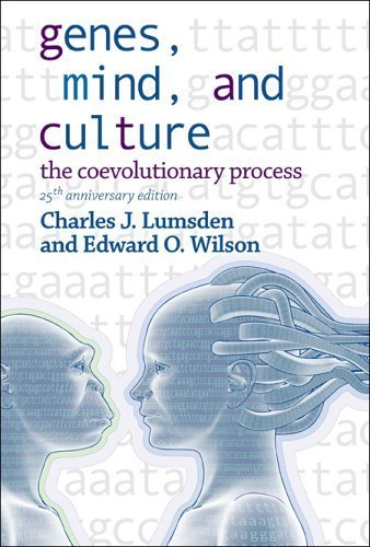 book Genes, Mind, And Culture: The Coevolutionary Process 25 Anv edition by Charles J. Lumsden, Edward O Wilson (2005) Hardcover