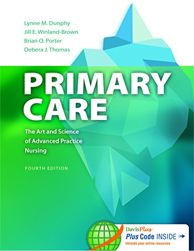 book Primary Care: Art and Science of Advanced Practice Nursing