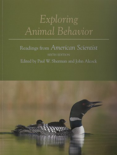 book Animal Behavior: An Evolutionary Approach, Tenth Edition with Exploring Animal Behavior, Sixth Edition