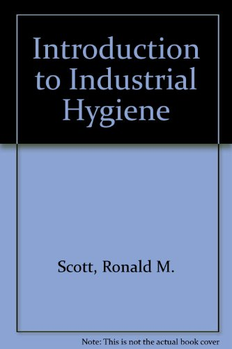 book Introduction to Industrial Hygiene