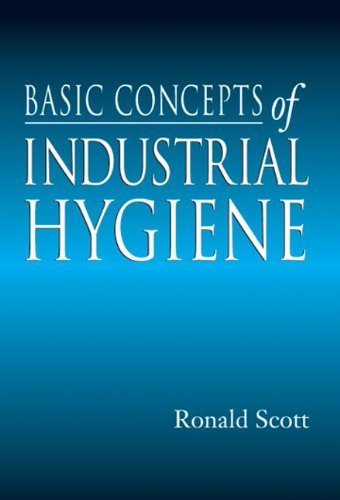 book By Ronald M. Scott - Basic Concepts of Industrial Hygiene: 1st (first) Edition