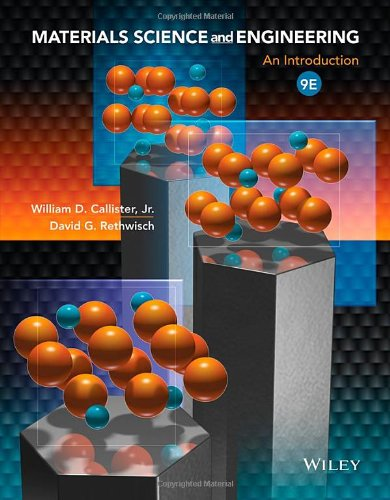 book Materials Science and Engineering: An Introduction