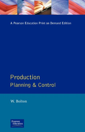 book Production Planning & Control