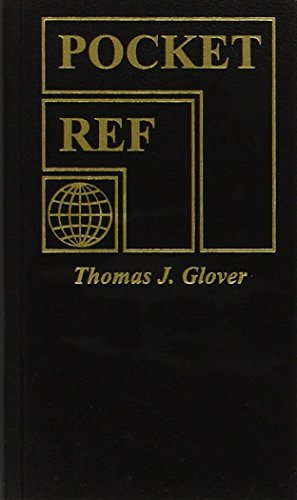 book Pocket Ref 4th Edition