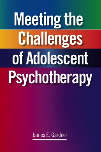 book Meeting the Challenges of Adolescent Psychotherapy