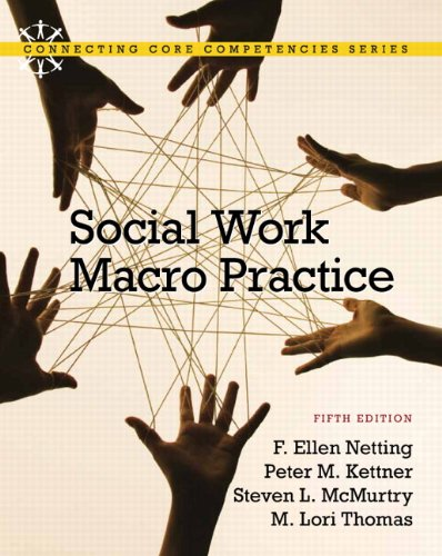 book Social Work Macro Practice (5th Edition)